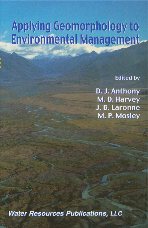 APPLYING GEOMORPHOLOGY ENVIRONMENT MANAGEMENT Book image