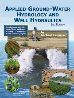 APPLIED GROUND-WATER HYDROLOGY AND WELL HYDRAULICS Book image