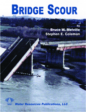BRIDGE SCOUR Book image