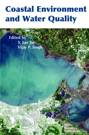 COASTAL ENVIRONMENT AND WATER QUALITY Book image