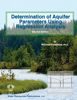 DETERMINATION OF AQUIFER PARAMETERS USING REGRESSION ANALYSIS Book image