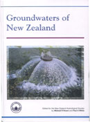 GROUNDWATERS OF NEW ZEALAND Book image