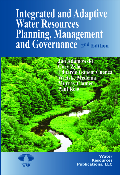 Integrated and Adaptive Water Resources Planning, Management and Governance Book image