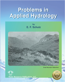 PROBLEMS IN APPLIED HYDROLOGY Book image