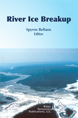 RIVER ICE BREAKUP Book image